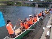 第15回水辺の楽校 さつま龍舟祭