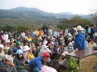 霧島市10万本植林プロジェクト