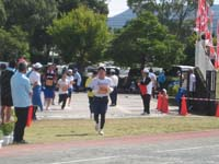 出水ツルマラソン