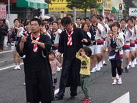 薩摩川内はんや祭り