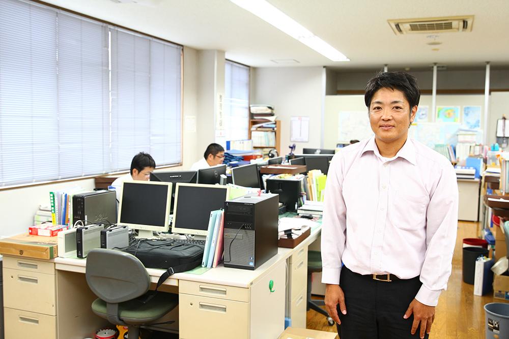 技術第一部 設計一課長 福島 隆宏